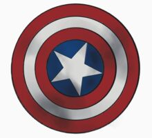 Cap's Shield by Stephanie Adams
