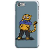 Jaguar Cop iPhone Case/Skin