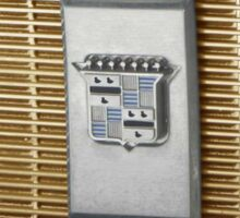 '62 Cadi dash Sticker