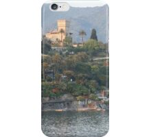 Santa Margherita de Liguria iPhone Case/Skin