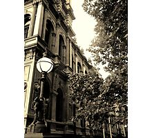 Gothic Splendour Photographic Print