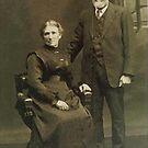 My Grandparents - circa 1920  by EdsMum
