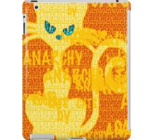 CHAT PERSON by ROOTCAT iPad Case/Skin