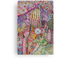 TEMPEST - LARGE SCALE  Canvas Print