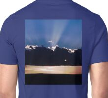 Border Sunset  Unisex T-Shirt