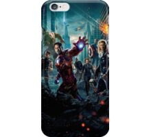 Avengers Movie iPhone Case/Skin