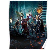 Avengers Movie Poster