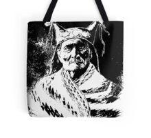 GERONIMO (1888) Tote Bag