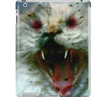 Willow ...acting up again iPad Case/Skin