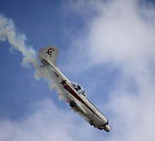 Aerostars Yak 1 by Richard Durrant