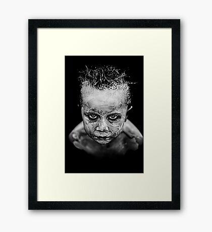 I Am The Chosen Vessel Framed Print