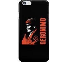 GERONIMO-APACHE 2 iPhone Case/Skin