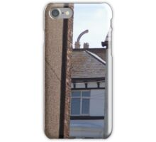 bendy chimney iPhone Case/Skin
