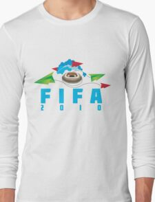 FIFA 2010 Long Sleeve T-Shirt