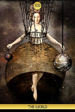 XXI-The World by Catrin Welz-Stein