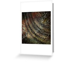 sandy avenues Greeting Card