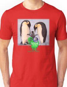 stay green penguin Unisex T-Shirt