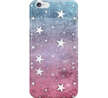 Ombre stars. iPhone Case/Skin