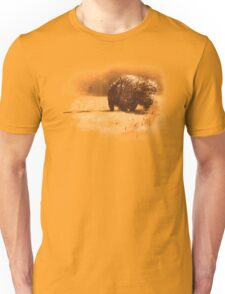 Morning Bison 2 Unisex T-Shirt