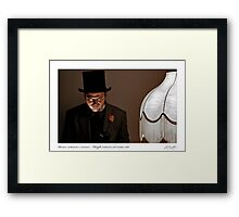 Pensiero, sentimento e emozione - Thought, sentiment and emotion, 2010 Framed Print