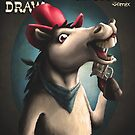 Quick Draw McGraw, the Remix by Jason Layman
