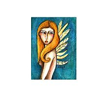 Guardian Angel by Cris Melo