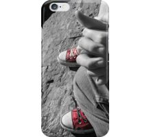 Lovely Red Shoes iPhone Case/Skin