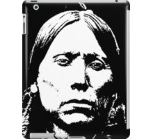 QUANAH PARKER (LARGE) iPad Case/Skin