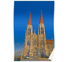The Cathedral of St. Helena Poster