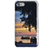 Lake McConaughy NEBRASKA iPhone Case/Skin