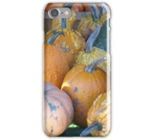 Mutated Pumpkins iPhone Case/Skin