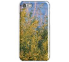 Grasses NEBRASKA iPhone Case/Skin