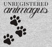 Unregistered Animagus by taylorbandy