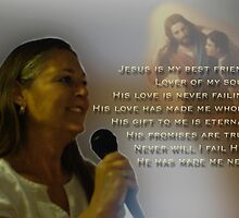 Jesus Is My Best Friend by vigor