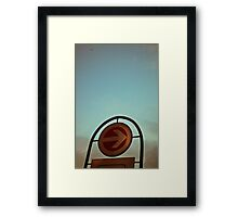 Love & Doves Framed Print