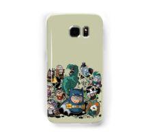 Batbeans and friends Samsung Galaxy Case/Skin