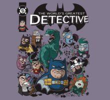 Batbeans and friends Kids Tee