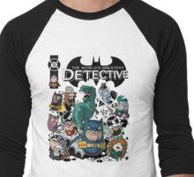 Batbeans and friends Men's Baseball ¾ T-Shirt