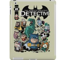 Batbeans and friends iPad Case/Skin