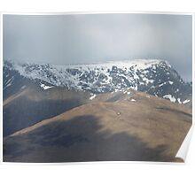 Snowy Mountain 1 Poster