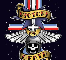 Victory or Death by Christa Diehl