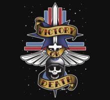 Victory or Death Kids Tee