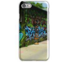 Denver Street Art iPhone Case/Skin