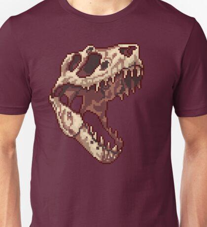 Tiny T-Rex skull  Unisex T-Shirt