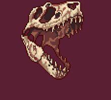 Tiny T-Rex skull  T-Shirt