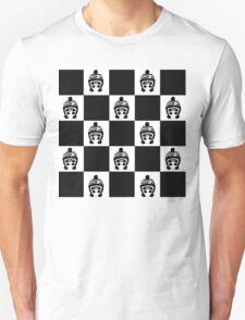 Panda Chess Unisex T-Shirt