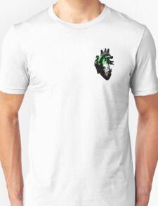 Idemromantic Pride Heart (with black detail) T-Shirt