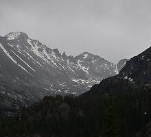 Black and White Mountain by Jackson Killion