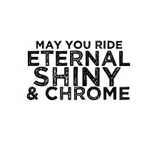 May You Ride Photographic Print