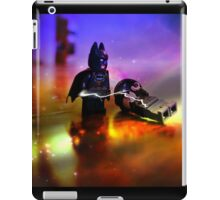 Batman Defeats Penguin iPad Case/Skin